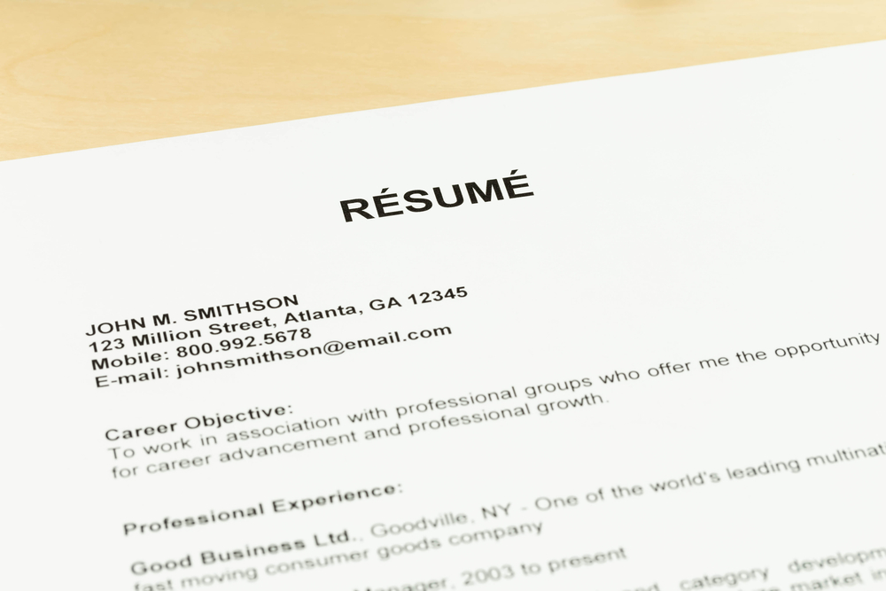 objective samples on resume resume career objective